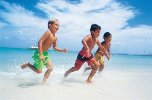 Frugal summer vacation activities
