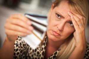 The Cost of Hiding Your Card Away