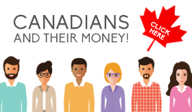 Canadians and their money!