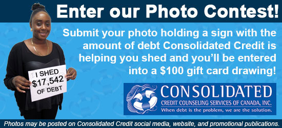 How Much Debt Did You Shed? Show Us and Win!