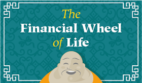 The Financial Wheel of Life