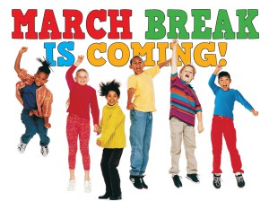 Don't Let March Break Bust Your Finances