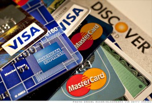 say no to credit cards