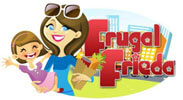 Frugal Frieda Logo