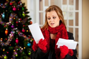 Don't wait until January to pay holiday bills