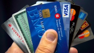 Canadians who struggle with debt, use credit to manage their expenses