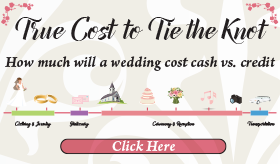 Infographic: True Cost to Tie the Knot