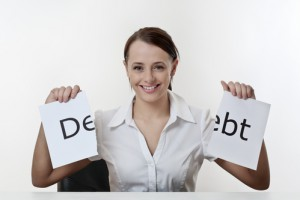 Is the tail wagging the dog?  How to get rid of debt for good