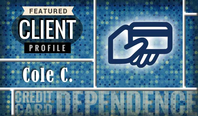 Cole C. Client Profile Graphic