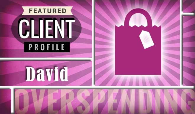 David Client Profile Graphic