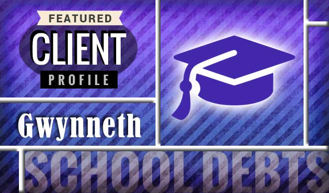 Gwynneth Client Profile Graphic