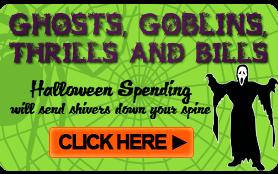 Infographic: 2012 Halloween Spending