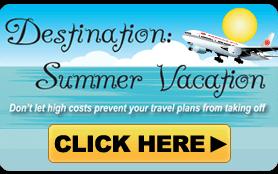 Infographic: Destination Summer Vacation