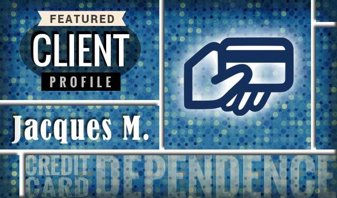 Jacques M. Client Profile Graphic