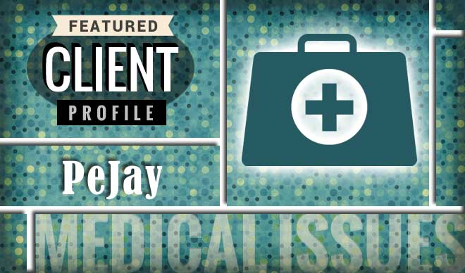 PeJay Client Profile Graphic