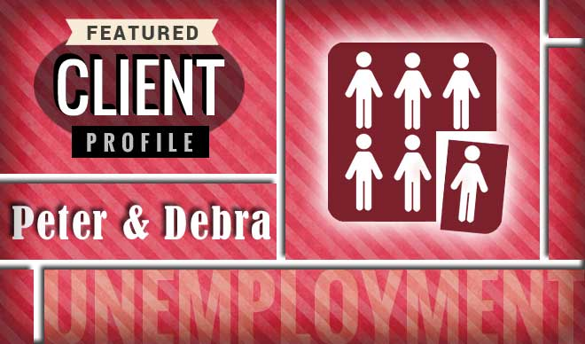Peter & Debra Client Profile Graphic