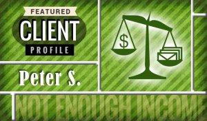 Peter S. Client Profile Graphic