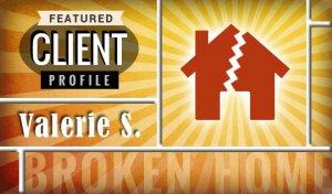 Valerie S. Client Profile Graphic