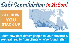 Debt Consolidation in ActionBanner
