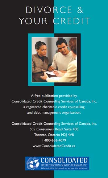 Divorce and Credit Booklet