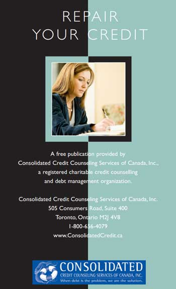 Repair Your Credit Booklet