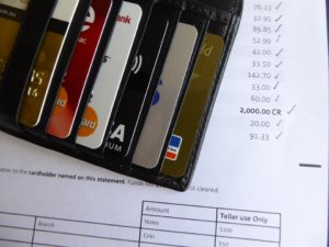 Don't wait for your holiday credit card statement. Pay your debts now