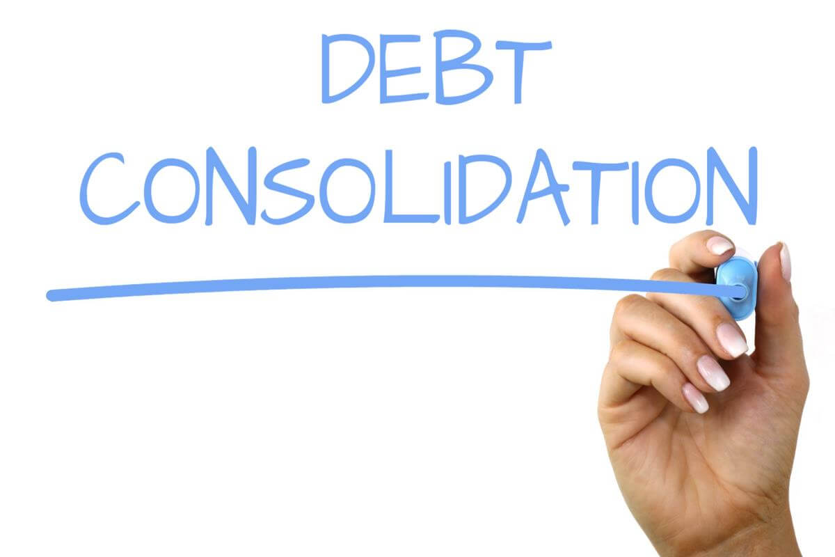 The pros and cons that underscore debt consolidation
