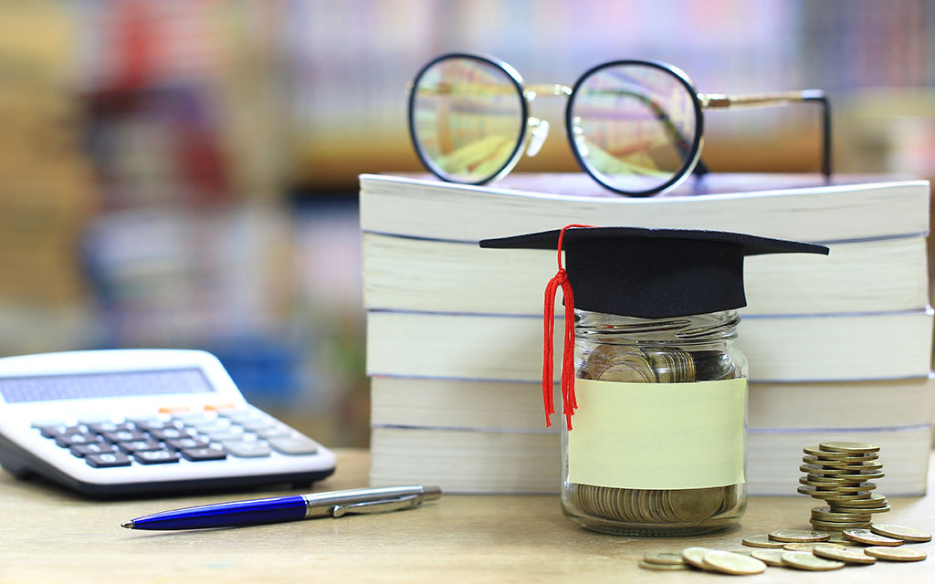 scholarships will reduce what you need to save for university