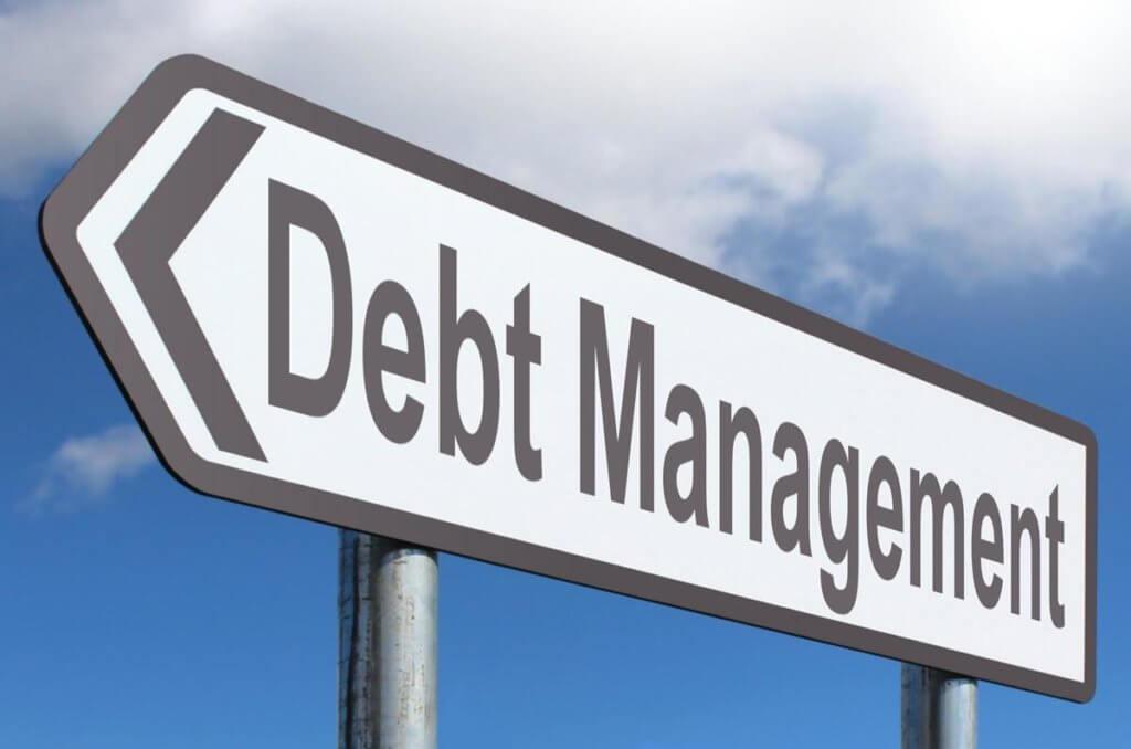 benefits of debt management