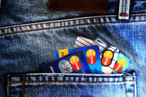 credit card debt not paying consequences