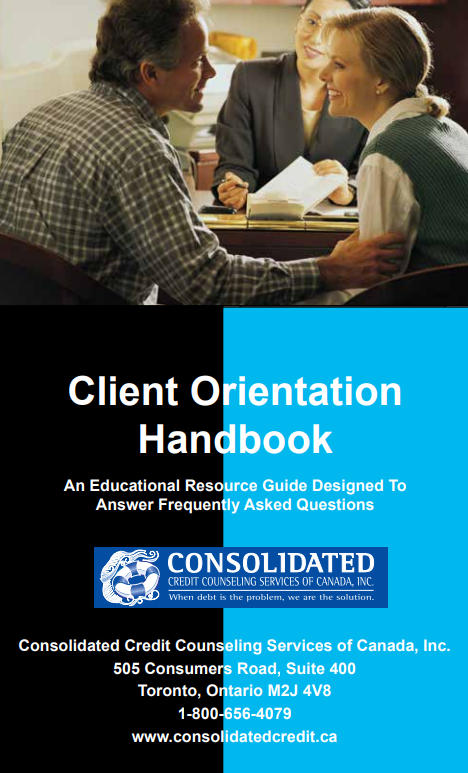 Canadian Client Orientation Handbook
