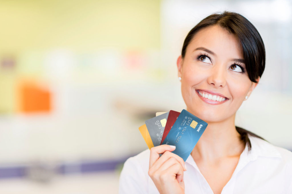 Learn how to use credit cards the right way