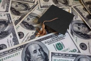 Student loans can pile on debt