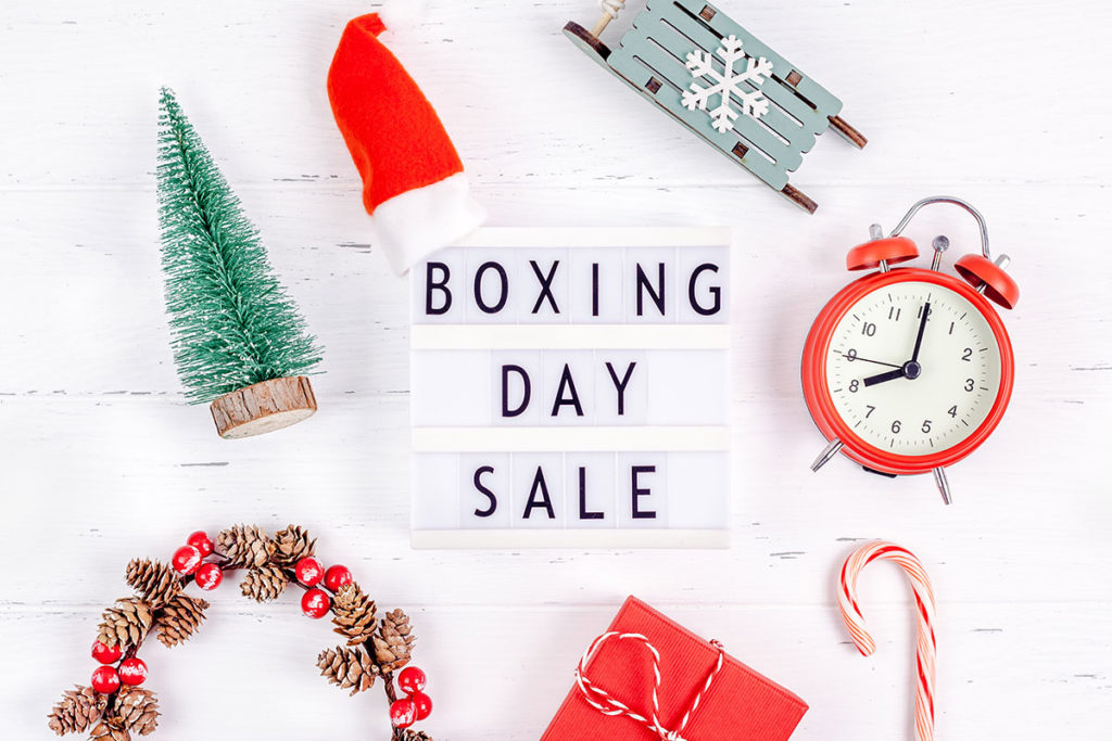 save money boxing day