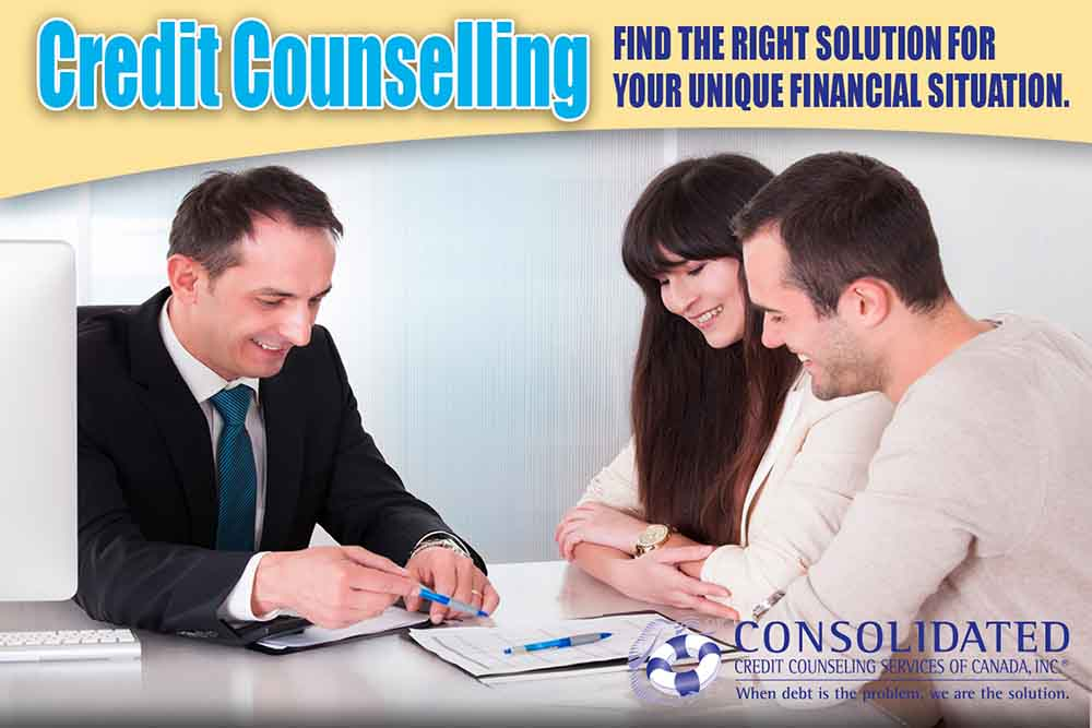 Credit counselling: Find the right solution for your unique financial situation