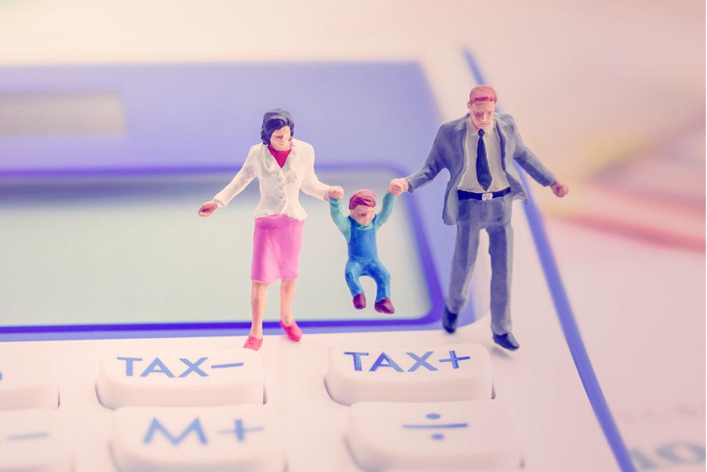child tax benefits