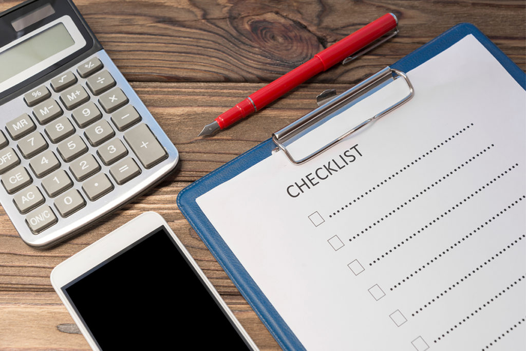 Tax Preparation Checklist 2020 Tax Season