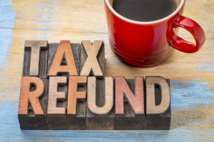 Tax Refund for the 2020 Season