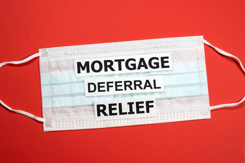 Mortgage Payment Deferrals for COVID-19