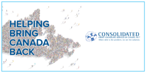 Consolidated Credit Counseling Services of Canada: Helping Bring Canada Back