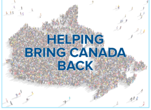 Helping Bring Canada Back