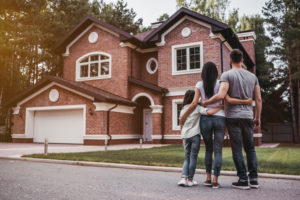 casa con mal crédito