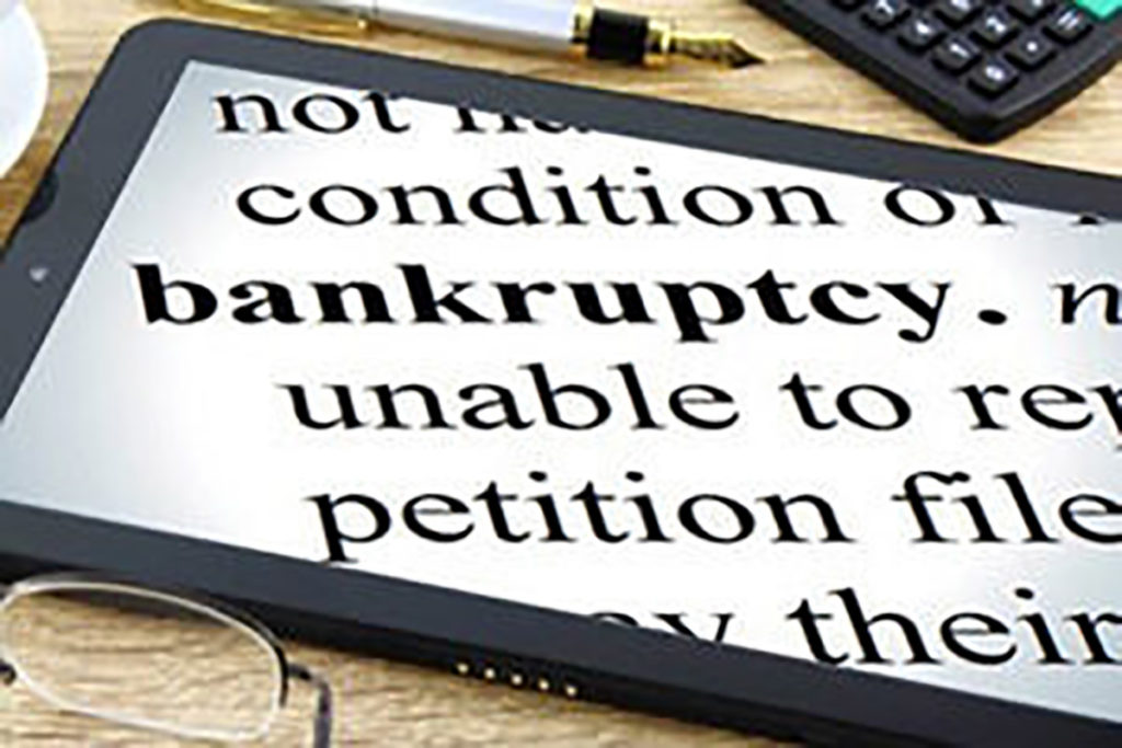 Options other than declaring bankruptcy