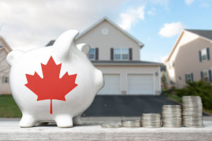 Canadians saving more