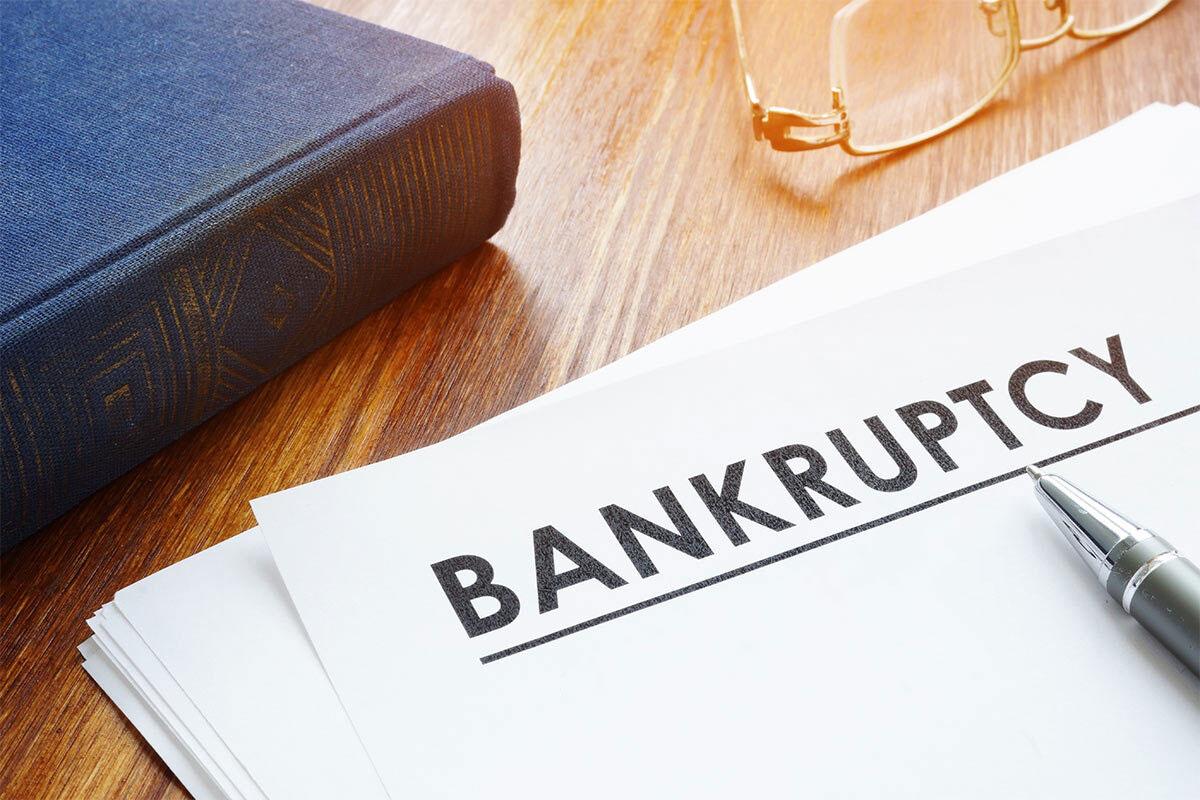 Bankruptcy form